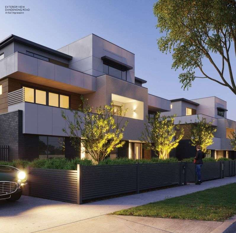 Main view of Homely townhouse listing, 1-10 1562-1564 Dandenong Road, Huntingdale, VIC 3166