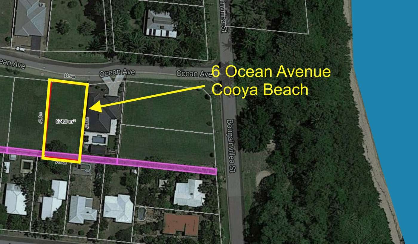 Main view of Homely  listing, 6 Ocean Avenue, Cooya Beach, QLD 4873