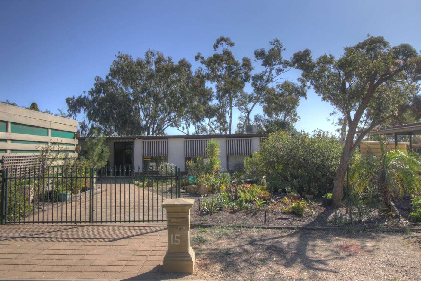 Main view of Homely house listing, 15 Fairway Avenue, Barmera SA 5345