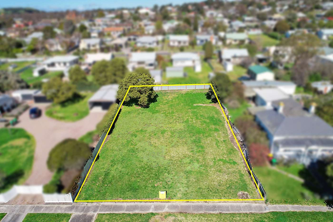 Main view of Homely residentialLand listing, 7 Hopetoun Street, Camperdown VIC 3260