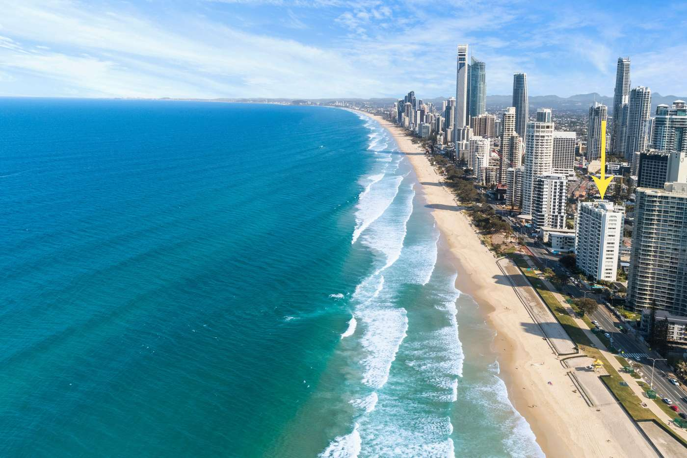 Main view of Homely unit listing, 50/142 The Esplanade, Surfers Paradise QLD 4217