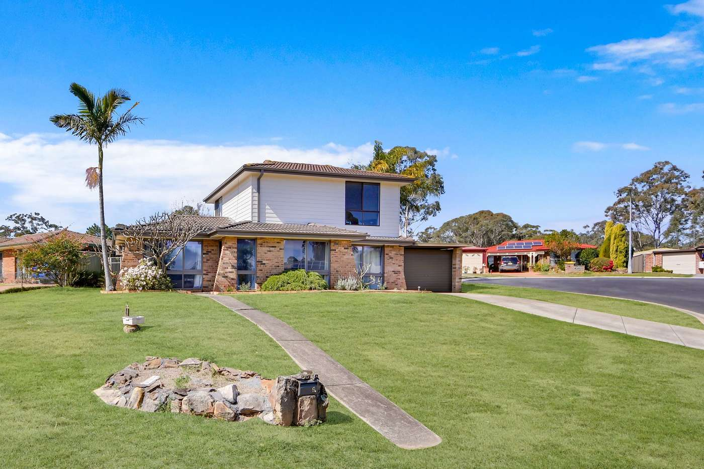 Main view of Homely house listing, 1 Alfa Place, Ingleburn, NSW 2565