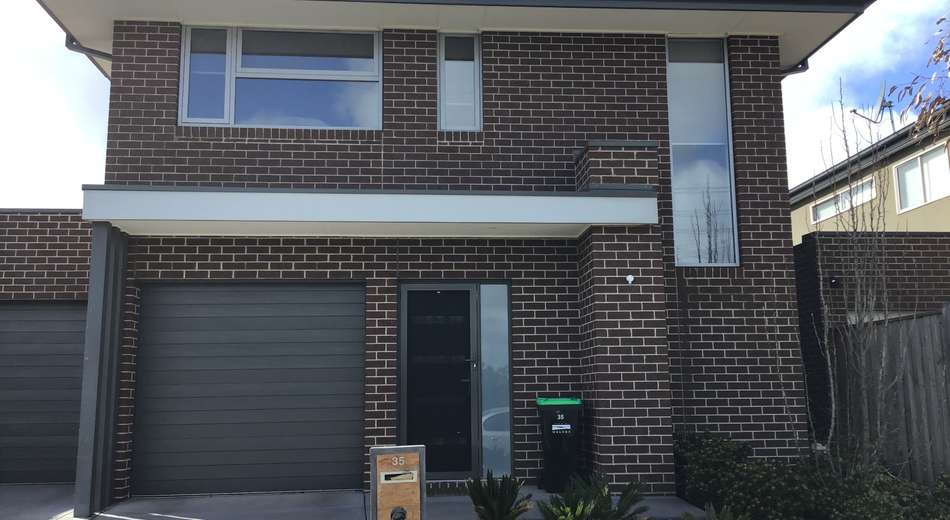 35 Galibier Parade, Fraser Rise VIC 3336