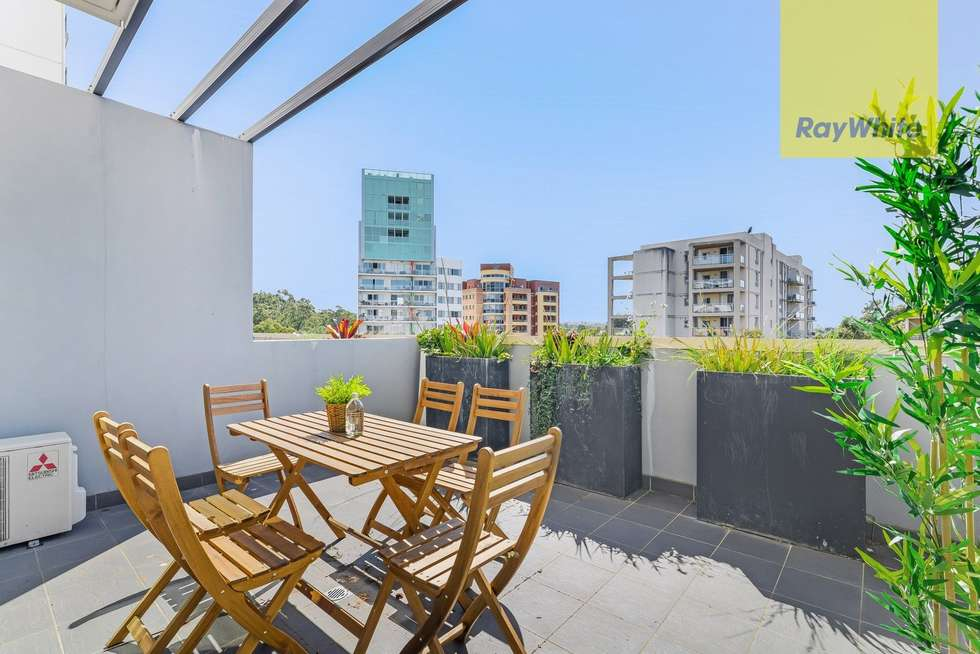 Second view of Homely apartment listing, 88/459-463 Church Street, Parramatta NSW 2150