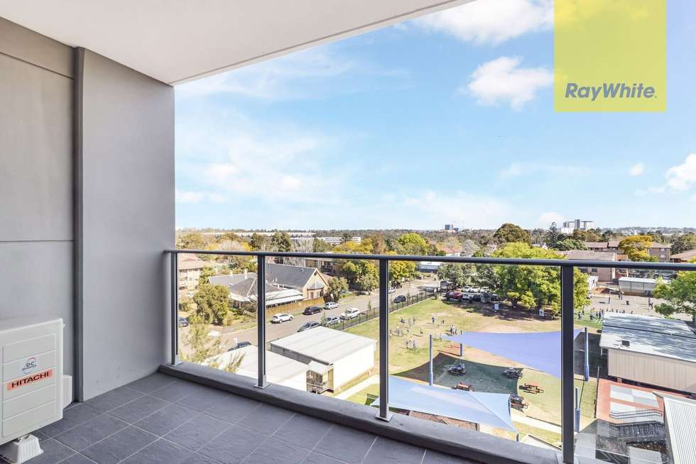 Third view of Homely apartment listing, 88/459-463 Church Street, Parramatta NSW 2150