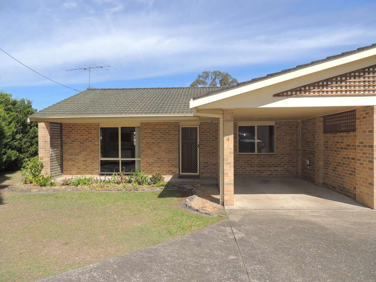 Main view of Homely villa listing, 4/40 Clement Street, Gloucester, NSW 2422