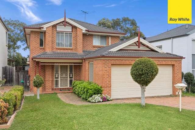 9 Park Ridge Circuit, Kellyville NSW 2155