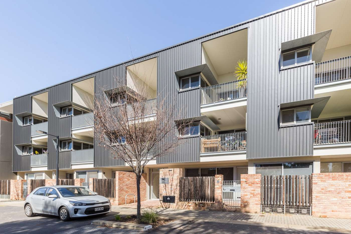 Main view of Homely apartment listing, 306/56 Seventh Street, Bowden SA 5007
