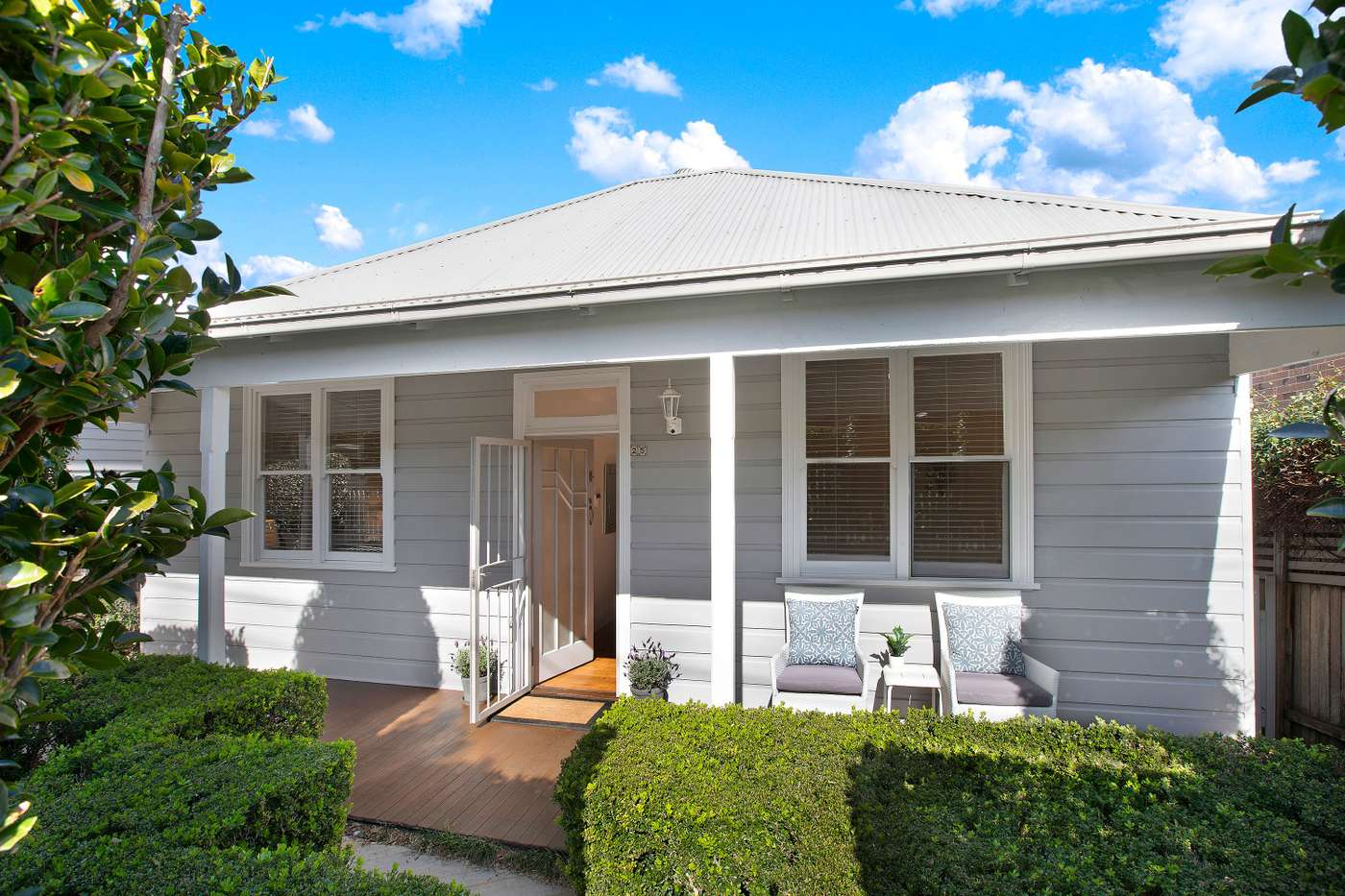 Main view of Homely house listing, 25 Moore Street, Drummoyne, NSW 2047
