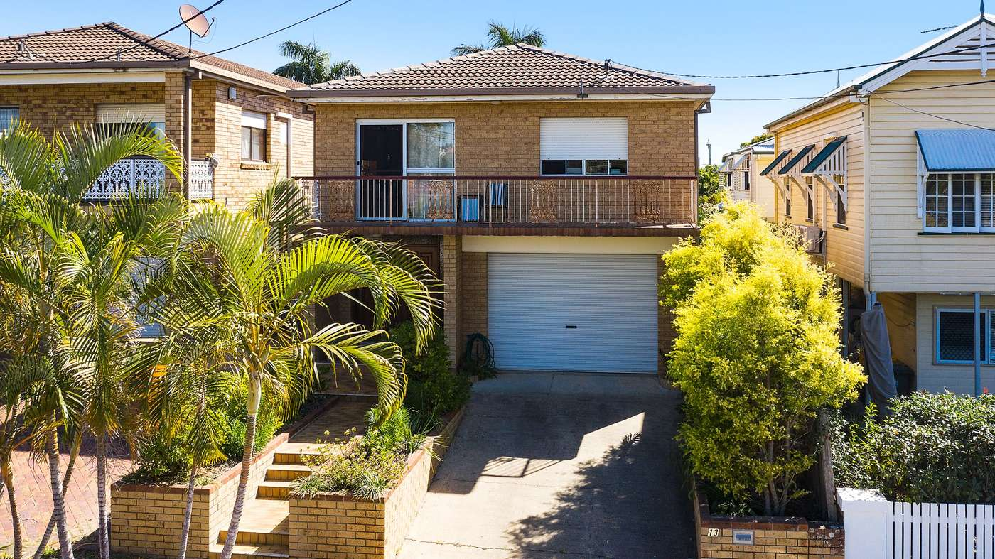 Main view of Homely house listing, 13 Florrie Street, Lutwyche, QLD 4030