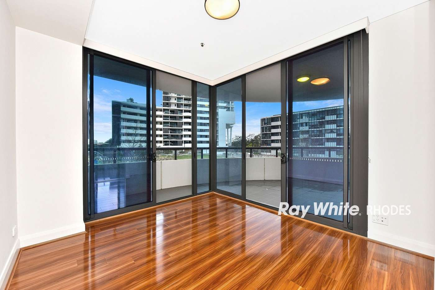 Main view of Homely apartment listing, 102/63 Shoreline Drive, Rhodes NSW 2138
