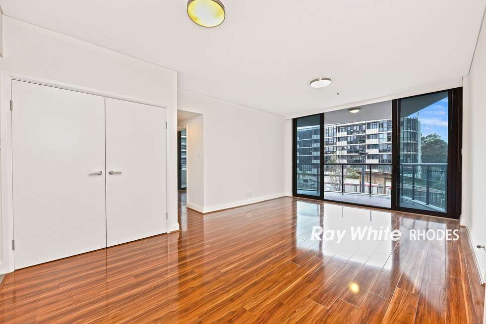 Second view of Homely apartment listing, 102/63 Shoreline Drive, Rhodes NSW 2138