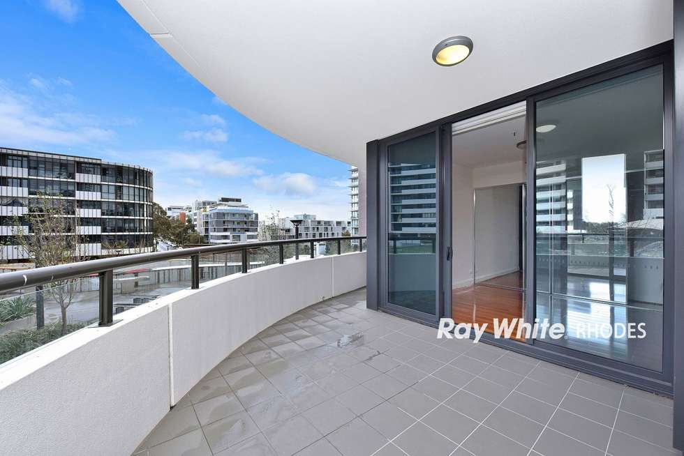 Third view of Homely apartment listing, 102/63 Shoreline Drive, Rhodes NSW 2138