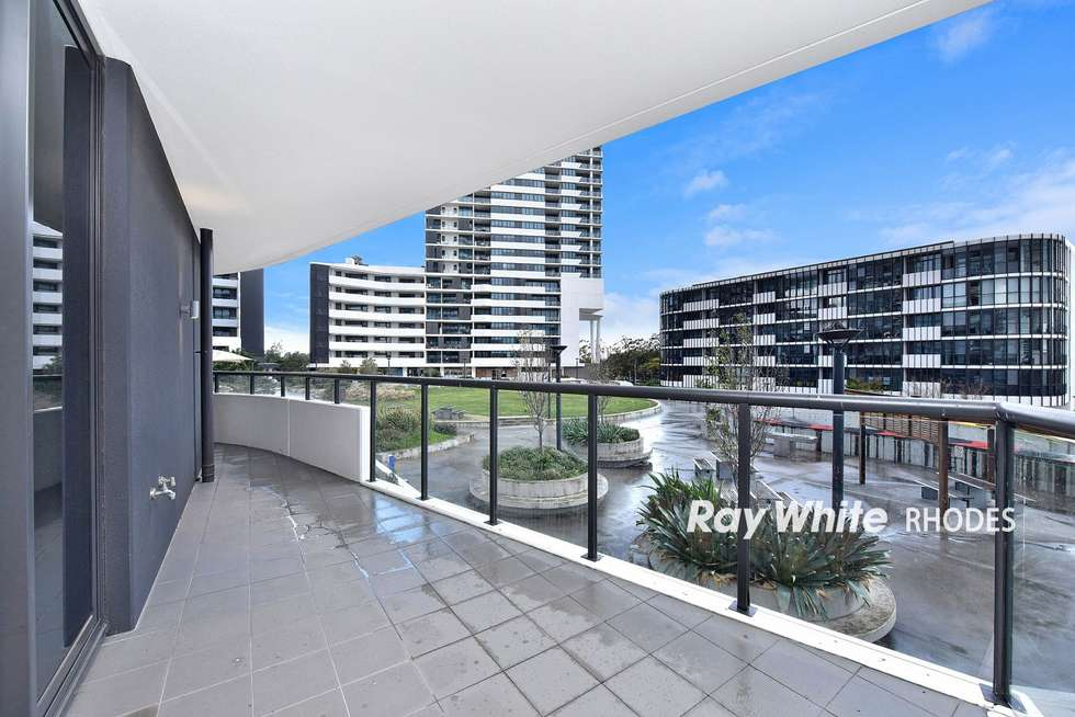 Fourth view of Homely apartment listing, 102/63 Shoreline Drive, Rhodes NSW 2138