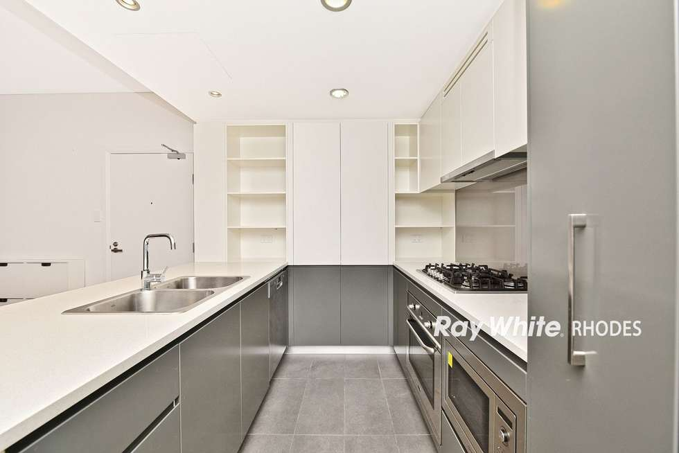 Fifth view of Homely apartment listing, 102/63 Shoreline Drive, Rhodes NSW 2138