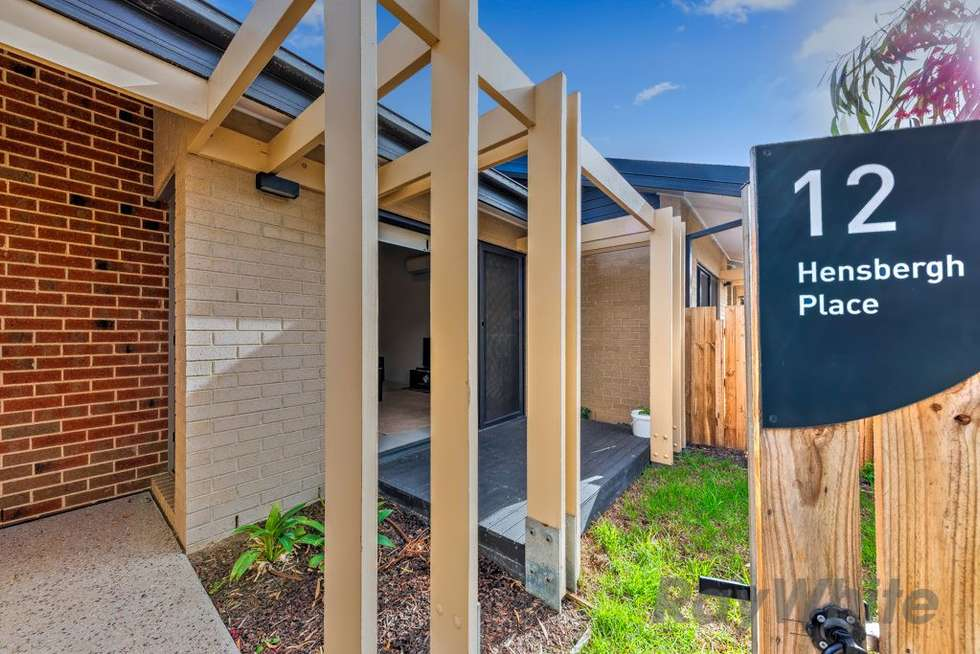 12 Hensbergh Place, Sunshine West VIC 3020