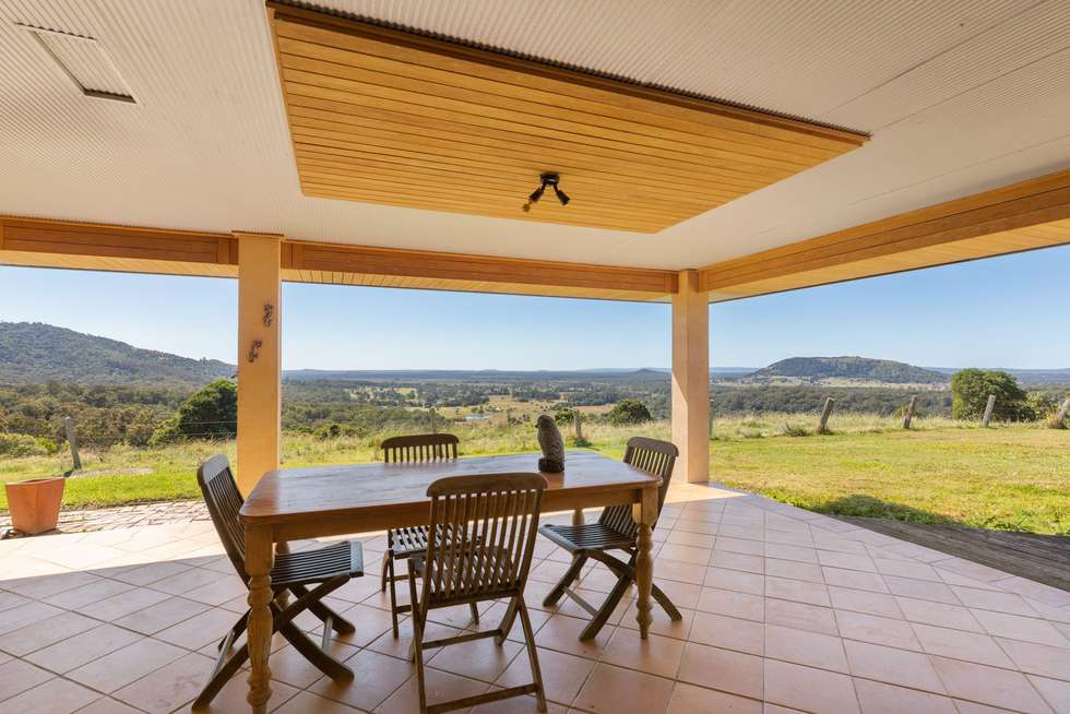 Second view of Homely acreageSemiRural listing, 396 Stewart Road, Coondoo QLD 4570