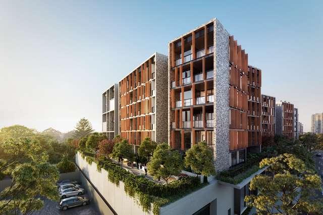 Seymours Residences, Roseville NSW 2069