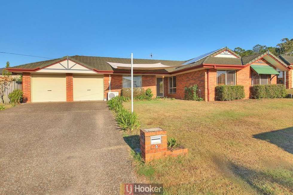 5 Maisie Place, Eight Mile Plains QLD 4113