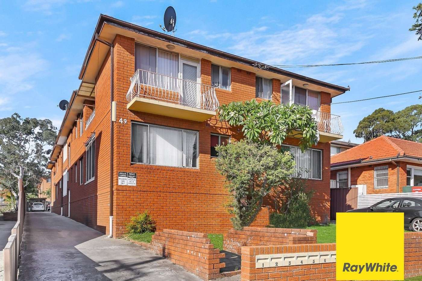 Main view of Homely unit listing, 1/49 Wangee Road, Lakemba, NSW 2195