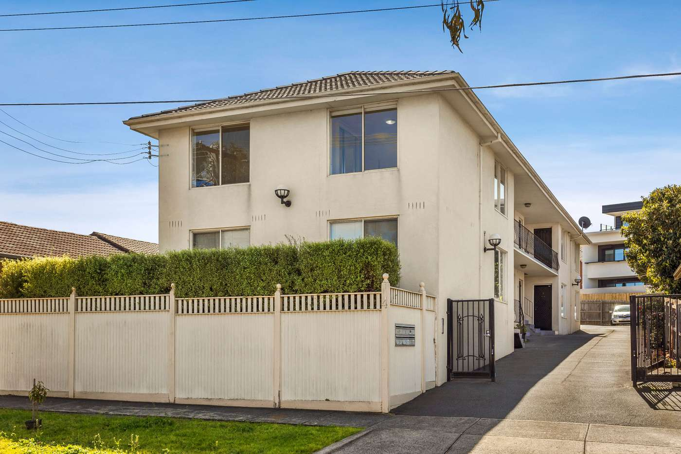 Main view of Homely apartment listing, 4/4 Irvine Crescent, Brunswick West, VIC 3055