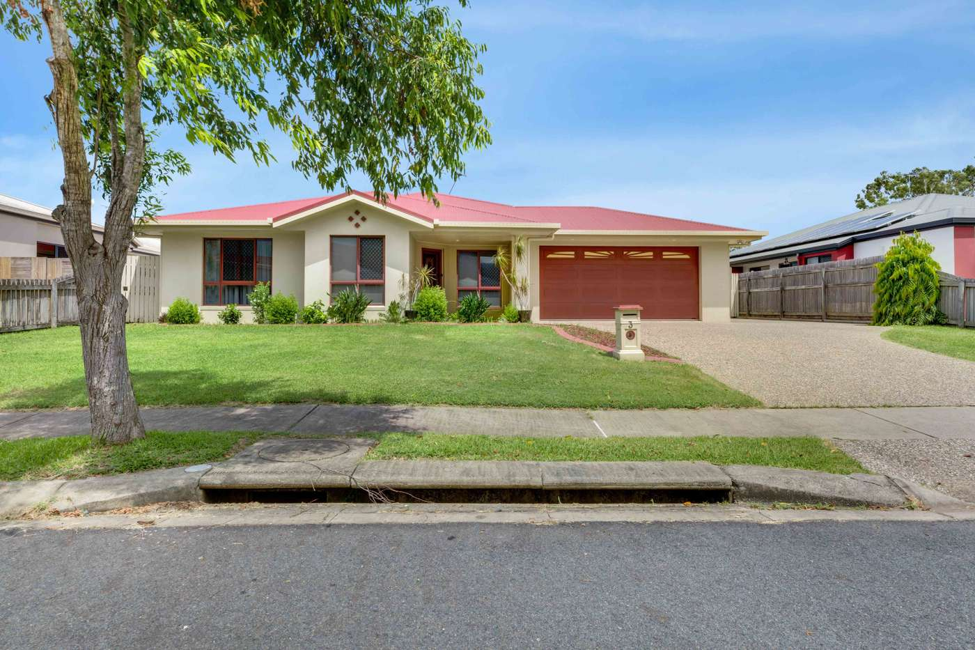Main view of Homely house listing, 3 Joseph Court, Glenella, QLD 4740