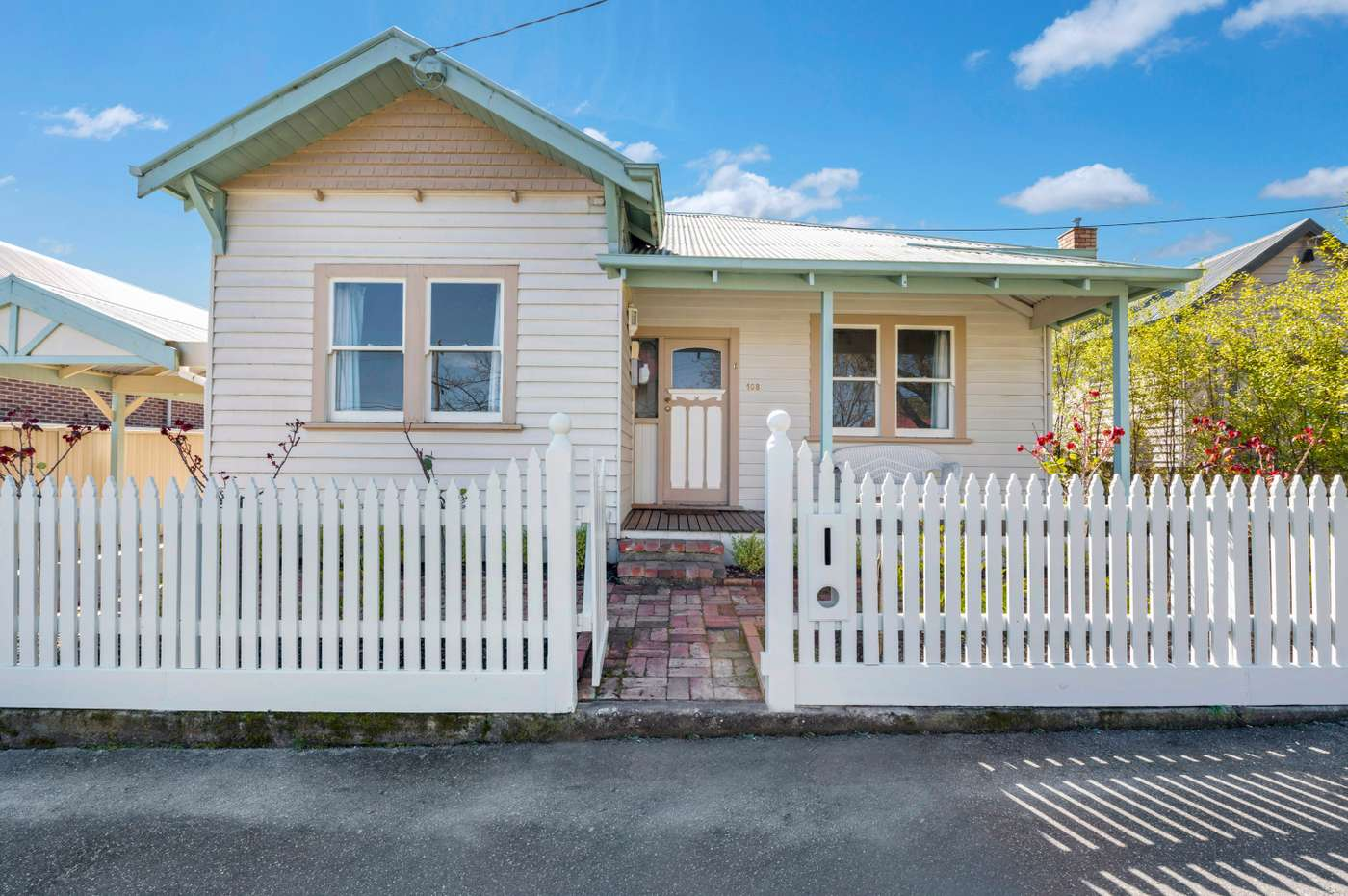 Main view of Homely house listing, 108 Brougham Street, Soldiers Hill, VIC 3350