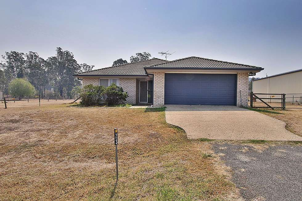 Second view of Homely house listing, 23 Harpeng Drive, Minden QLD 4311
