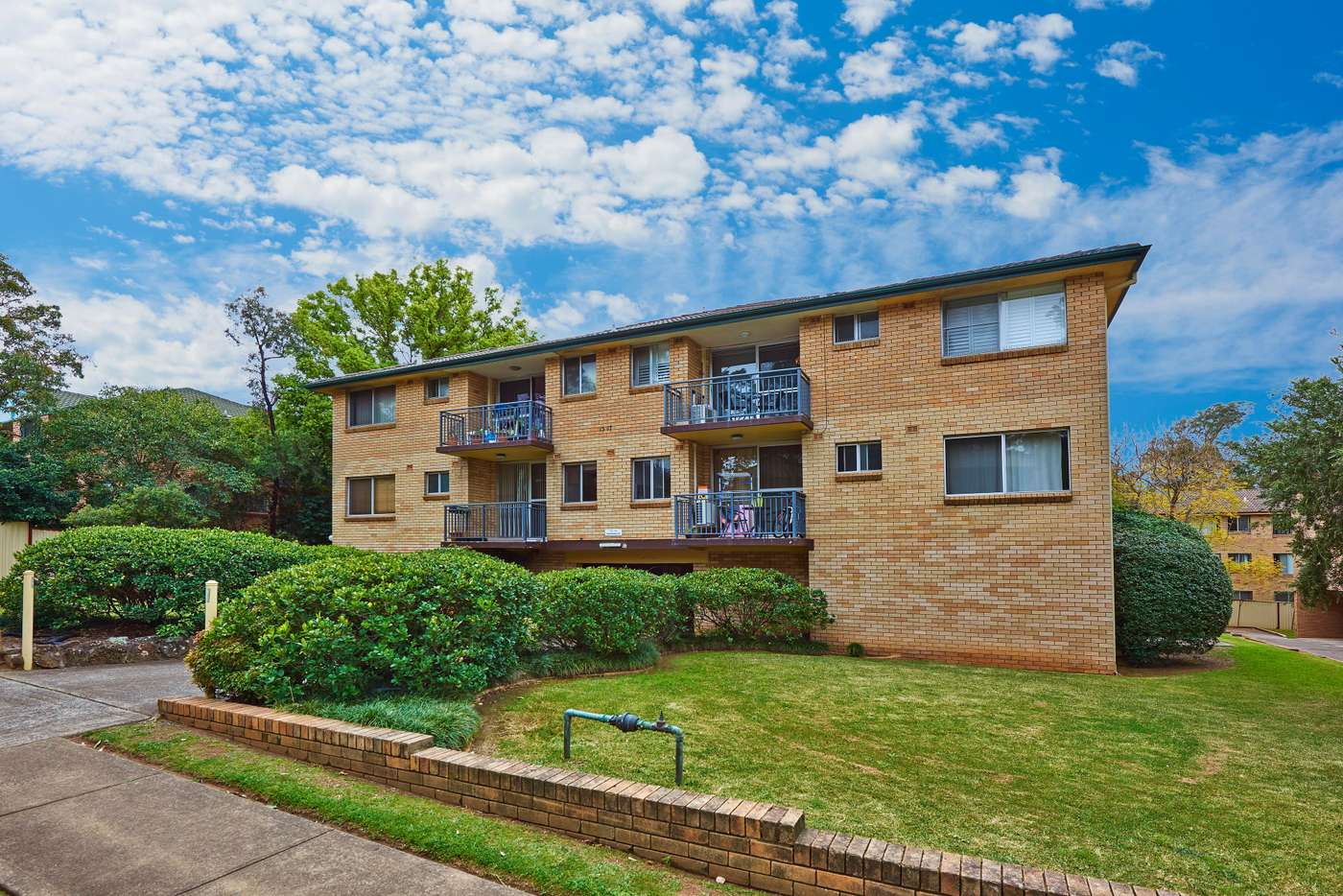 Main view of Homely unit listing, 12/15-17 Marsden Street, Granville NSW 2142