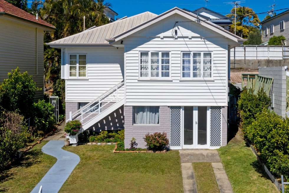Second view of Homely house listing, 19 Wellington Street, Manly QLD 4179