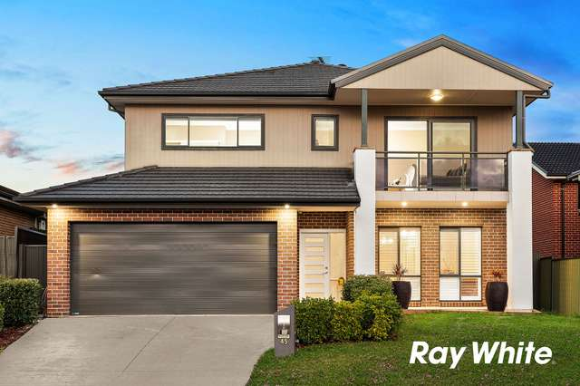 45 Whitewood Crescent, Kellyville Ridge NSW 2155