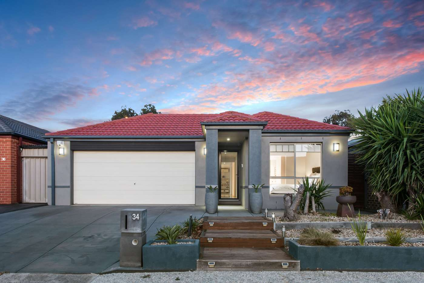 Main view of Homely house listing, 34 Barringo Way, Caroline Springs, VIC 3023