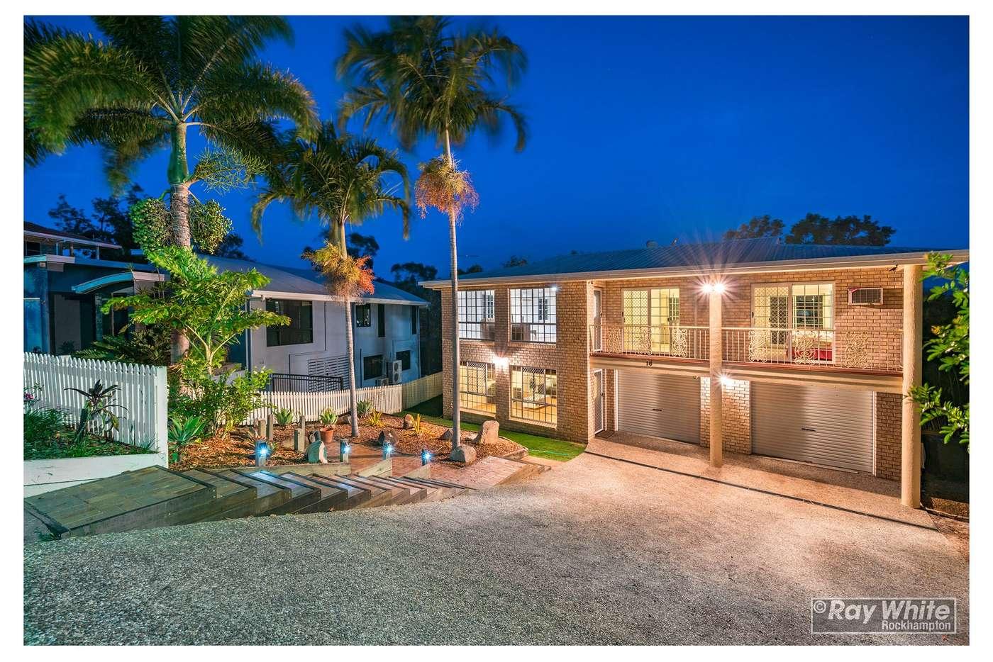 Main view of Homely house listing, 16 Hutcheon Street, Kawana QLD 4701