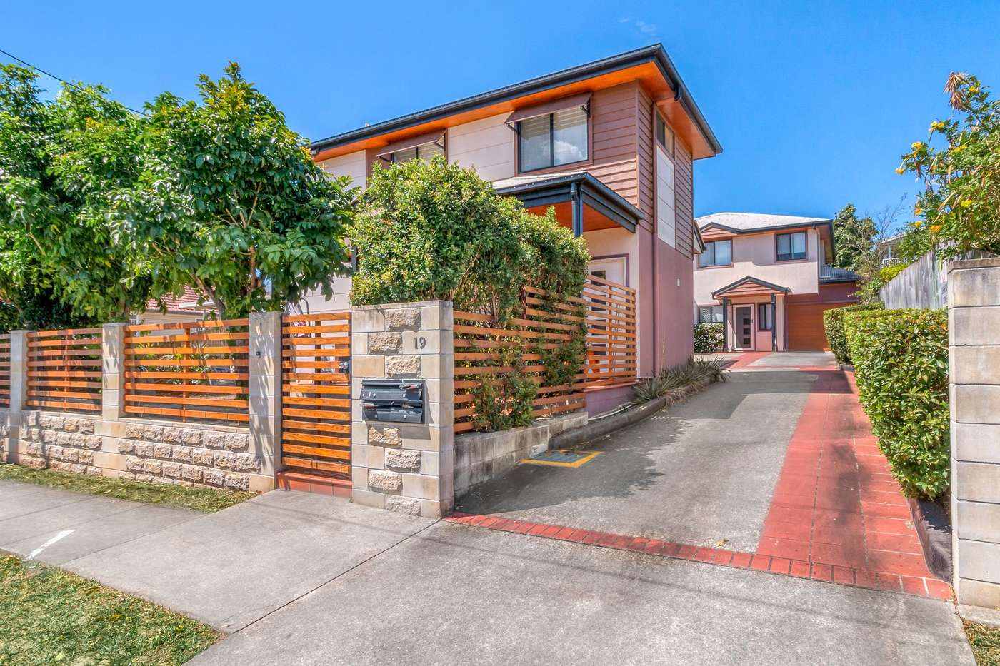Main view of Homely townhouse listing, Unit 2/19 Western Avenue, Chermside, QLD 4032