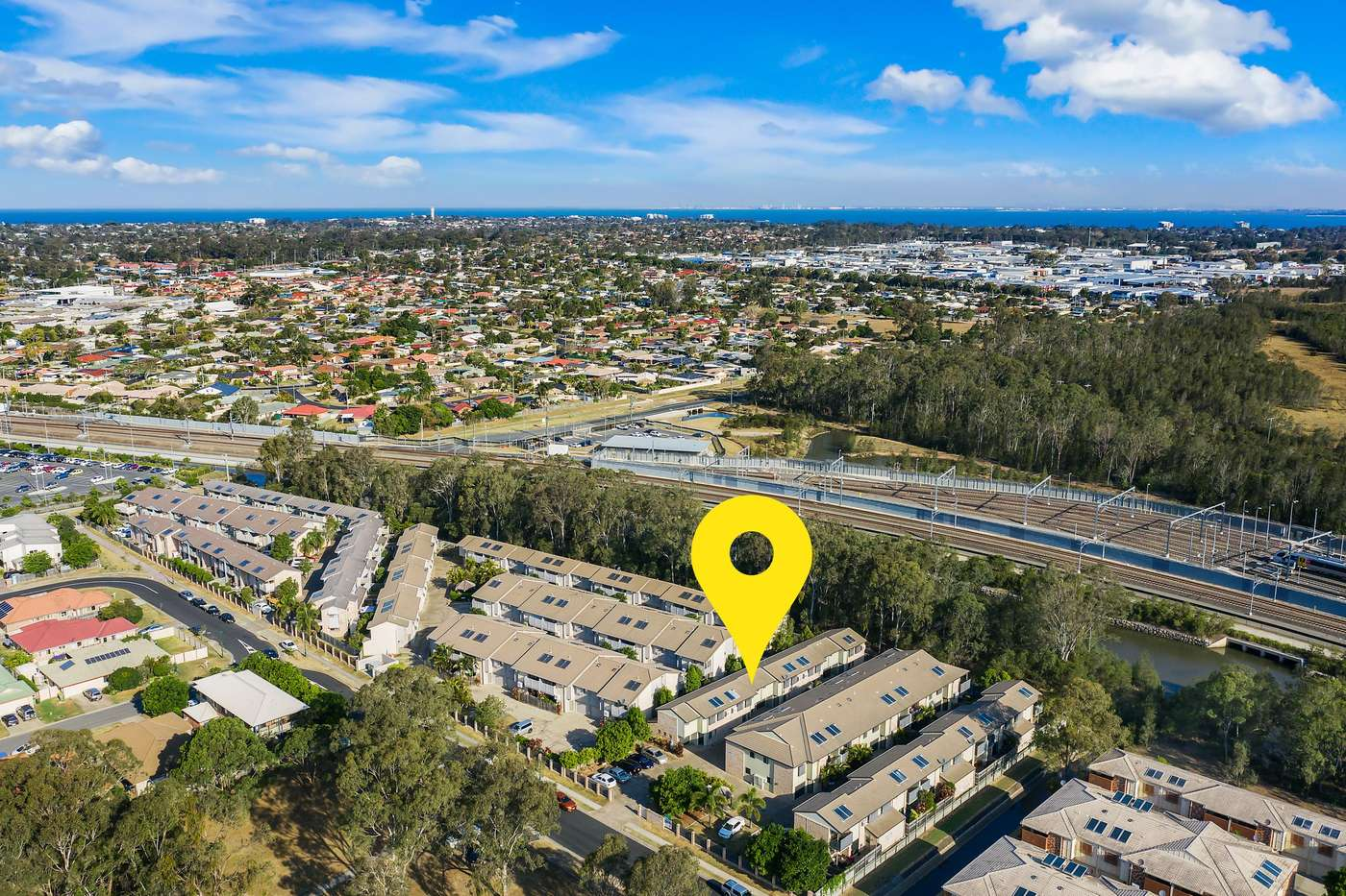 Main view of Homely townhouse listing, 74/30 Fleet Drive, Kippa-ring, QLD 4021
