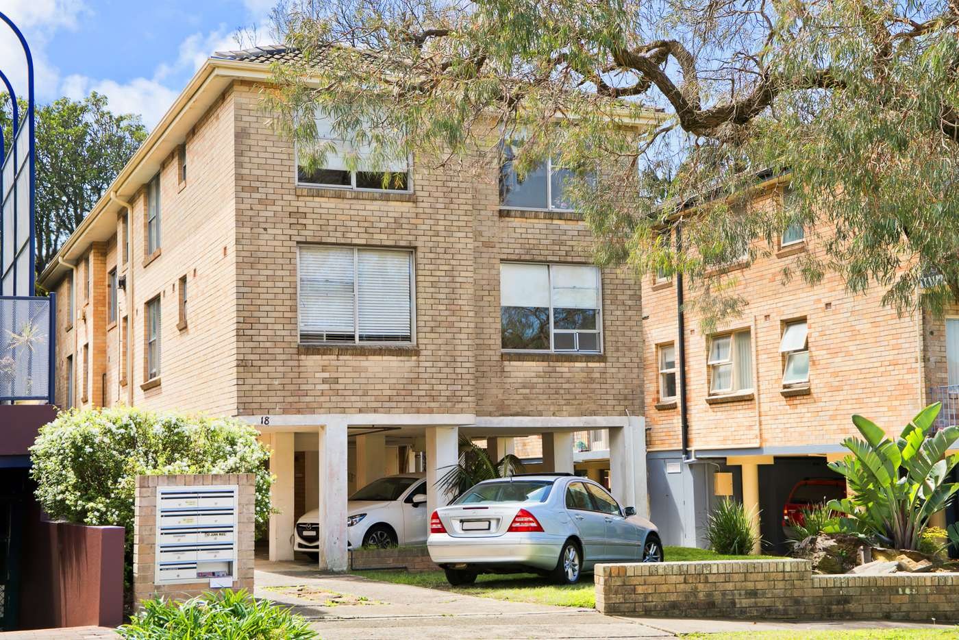 Main view of Homely apartment listing, 2/18 Clifford Street, Mosman NSW 2088