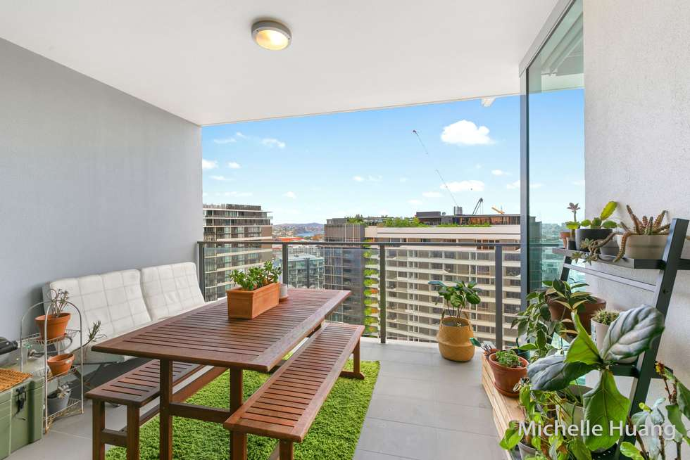 Second view of Homely apartment listing, 1810/30 Festival Place, Newstead QLD 4006