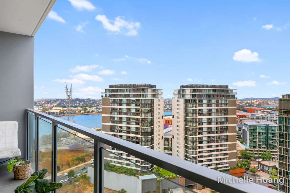 Fourth view of Homely apartment listing, 1810/30 Festival Place, Newstead QLD 4006