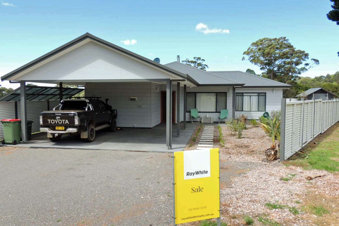 Main view of Homely house listing, 4 Buckley Street, Denmark WA 6333