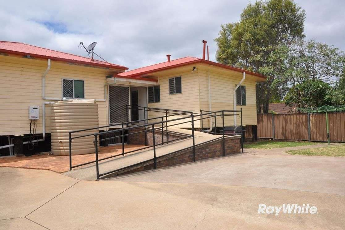 Main view of Homely unit listing, 4/47 Grenier Street, Toowoomba City, QLD 4350