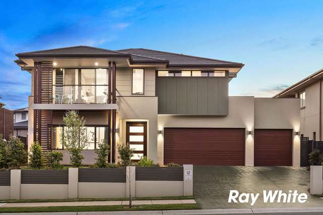 12 Severn Vale Drive, Kellyville NSW 2155