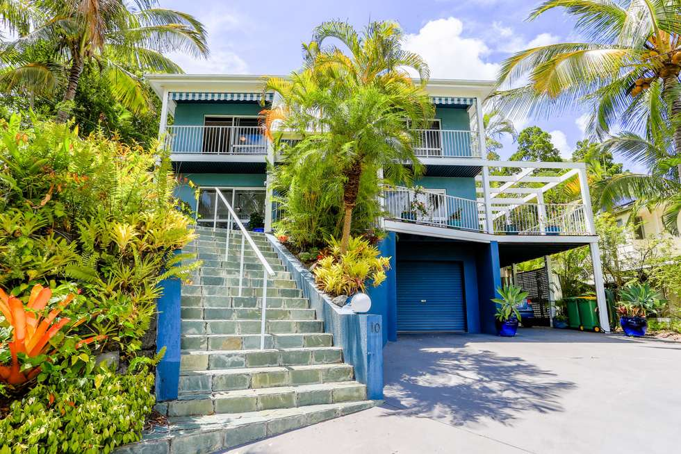 Second view of Homely house listing, 10 Arkana Drive, Noosa Heads QLD 4567