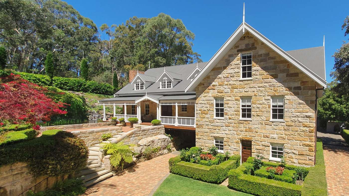 Main view of Homely rural listing, 50 Carters Road, Dural, NSW 2158