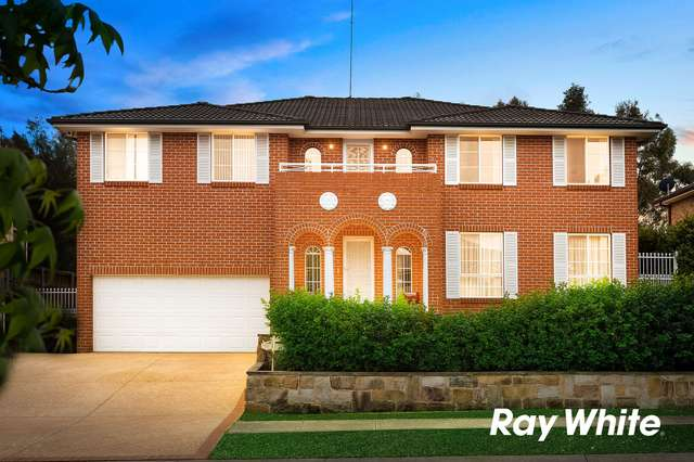 20 Greyfriar Place, Kellyville NSW 2155