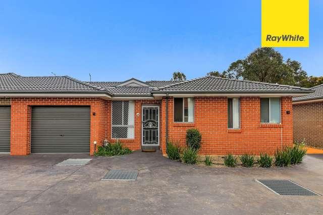 4/36 Criterion Crescent, Doonside NSW 2767