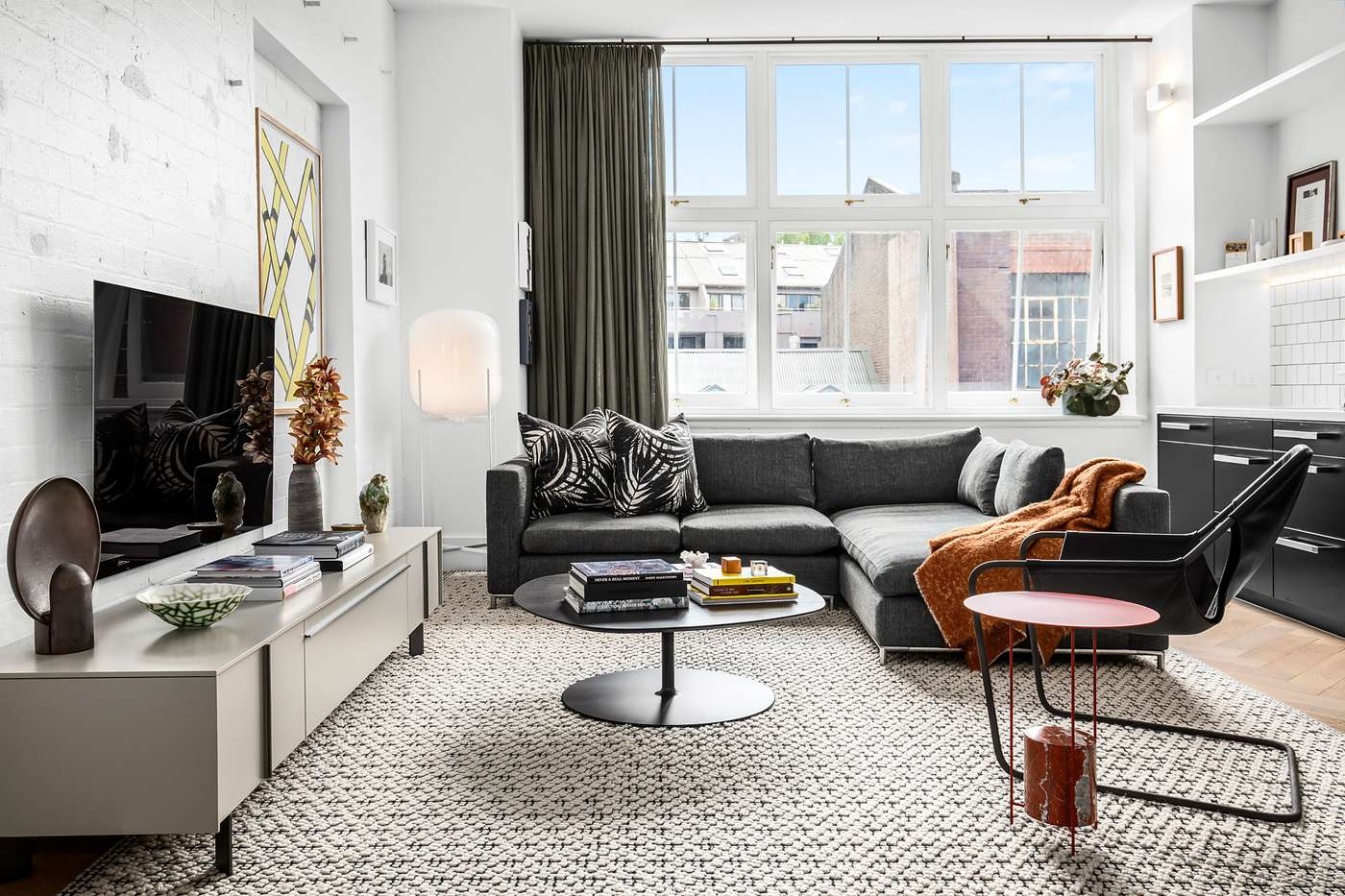 Main view of Homely apartment listing, 204/117 Kippax Street, Surry Hills, NSW 2010