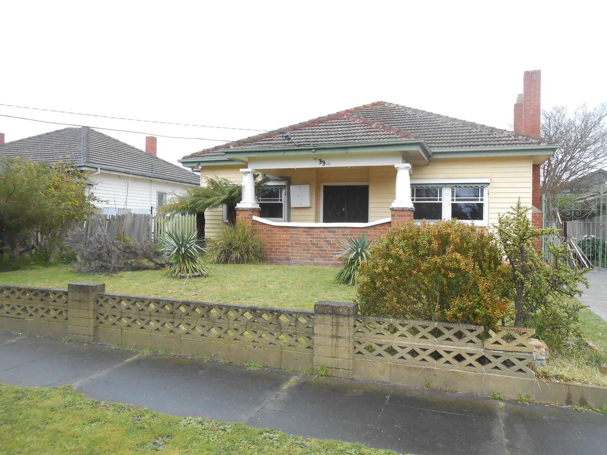 Main view of Homely house listing, 33 Hatter Street, Oakleigh, VIC 3166