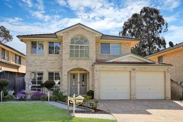 20 Forest Crescent, Beaumont Hills NSW 2155