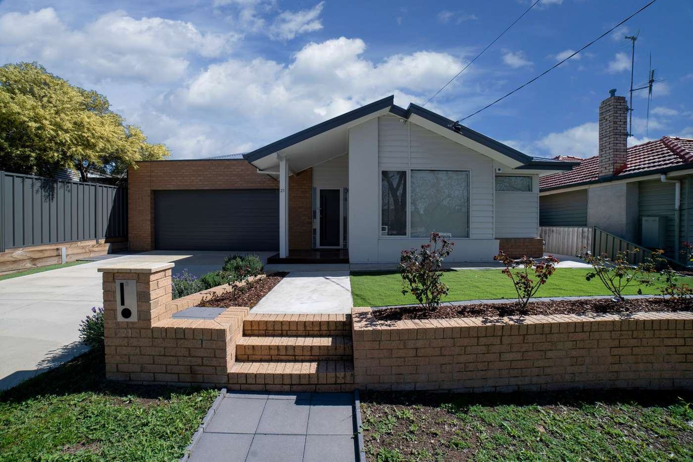 Main view of Homely house listing, 21 Edwin Street, North Bendigo, VIC 3550