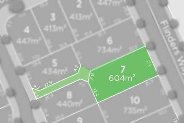Lot 7 96 Gross Avenue